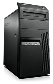 Lenovo ThinkCentre M83 Mini-Tower Desktop