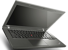 Lenovo Thinkpad T440 (left view)