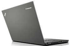 Lenovo Thinkpad T440 (back view)
