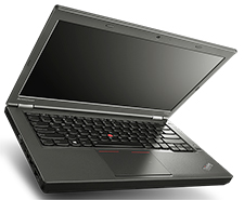 Lenovo Thinkpad T440p Laptop (left view)