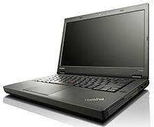 Lenovo Thinkpad T440p Laptop (right view)
